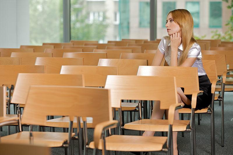 High School Student Contemplating Suicide